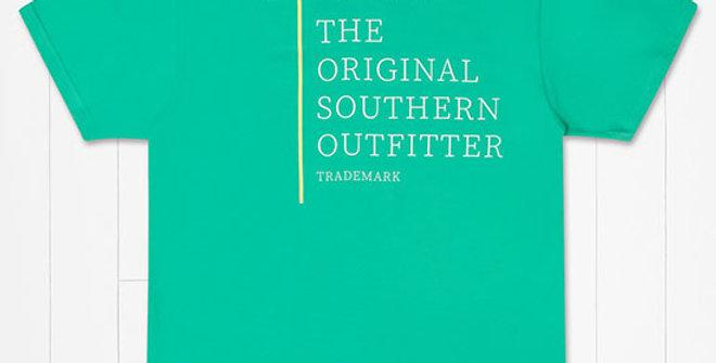 Southern Marsh Original Line Tee