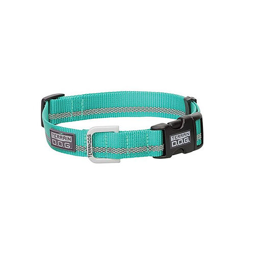 Terrain D.O.G. Reflective Snap-N-Go Adjustable Dog Collar