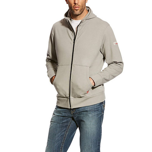 CVEC Ariat FR DuraStretch Full Zip Hoodie