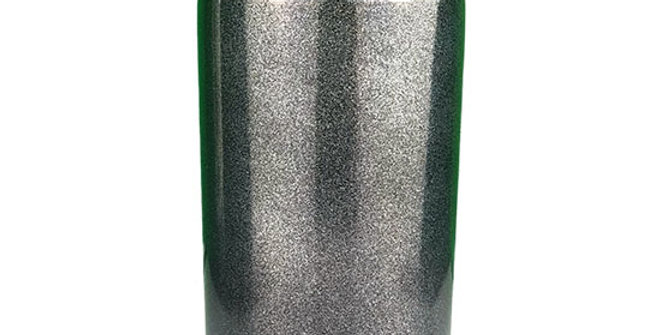 Frost Buddy Universal 2.0 Can Cooler - Black Glitter