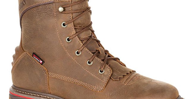 Rocky Men's Iron Skull Lacer Western Boot