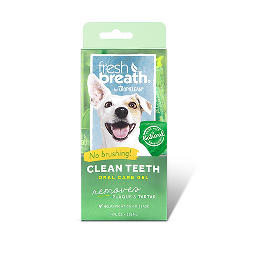 Tropiclean Oral Car Gel for Dogs