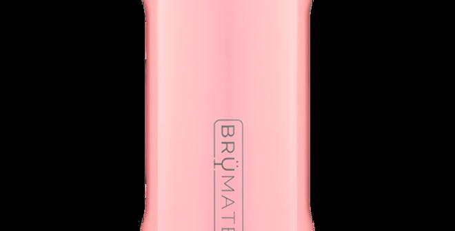 Brumate Hopsulator Slim Blush 12-oz