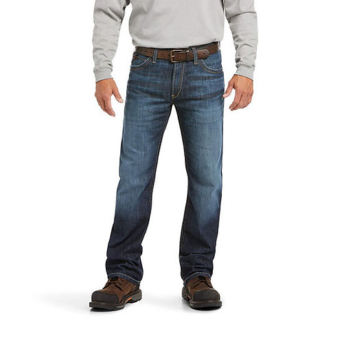 CVEC Ariat FR M4 Low Rise DuraLight Basic Boot Cut Jean