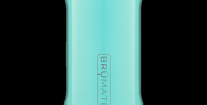Brumate Hopsulator Slim Aqua 12-oz