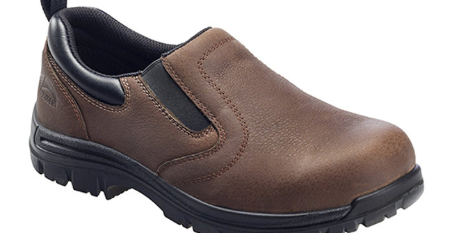 Avenger Men's Composite Toe Slip On Shoe