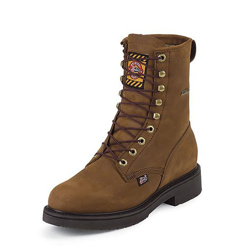 Justin Men's Transcontinental Brown