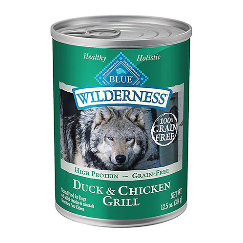 Blue Buffalo Wilderness - Duck and Chicken Grill