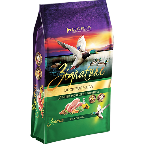 Zignature Duck Formula - 13.5 lb. bag