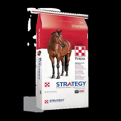 Purina Strategy GX Horse Feed - 50 lb. bag