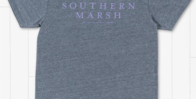 Southern Marsh Seawash Classic Tee