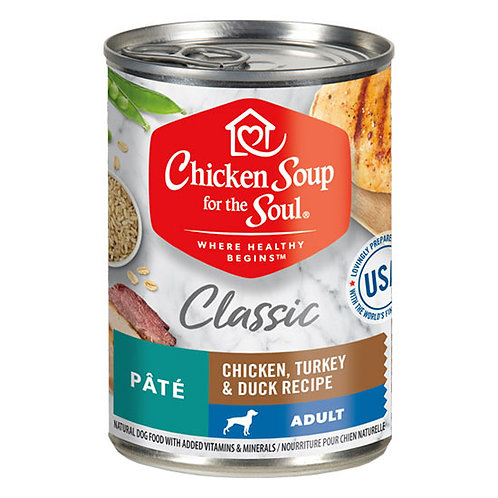 Chicken Soup Classic Adult Pate