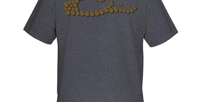 Drake Brass Logo T-Shirt