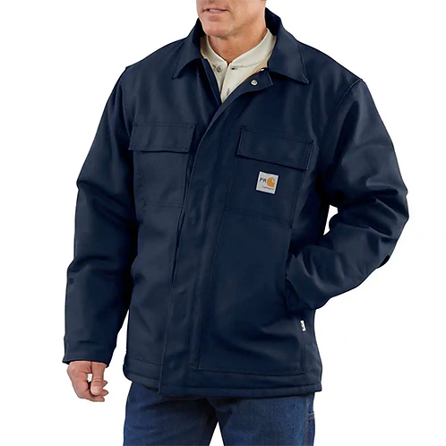 Carhartt FR Duck Traditional Quilt Lined Coat CP