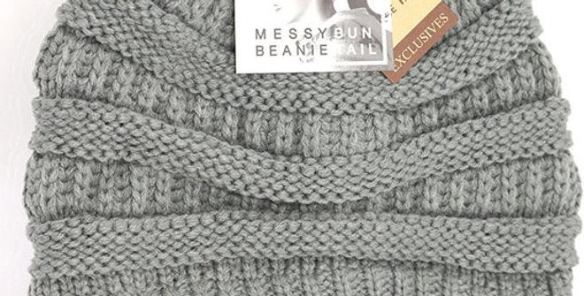 CC Beanie Solid Classic Beanie Tail
