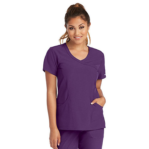 Skechers Mock Wrap Reliance Top
