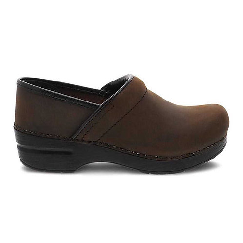 Dansko Professional Antique Brown Clog