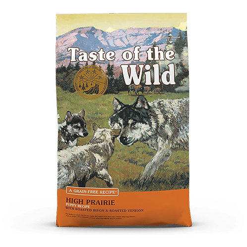 Taste of the Wild High Prairie Puppy - 5 lb. bag