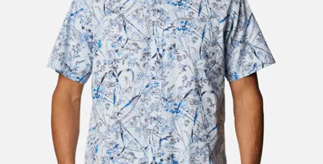 Columbia Men's Rapid Rivers Daydream Oregon Wonders Shirt