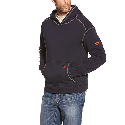 RWEC Ariat Men's FR Polartec Hoodie