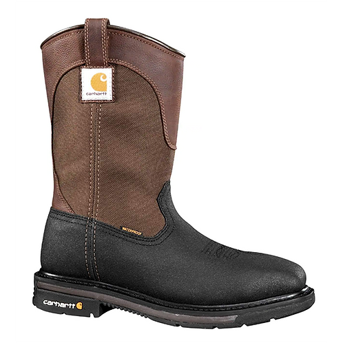 Carhartt Men's 11-inch Square Toe Wellington Boot