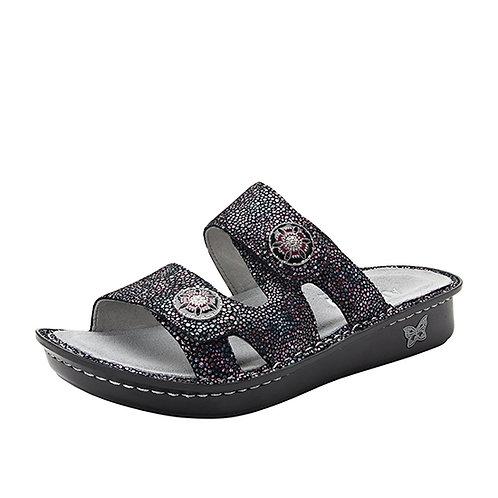 Alegria Violette Plum Multi Sandal
