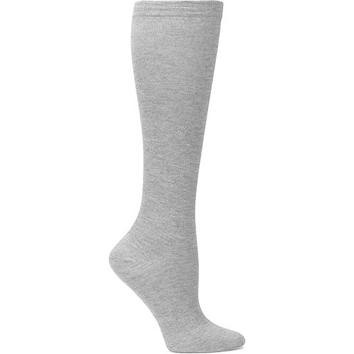 Comfortiva Compression Socks - Grey Heather