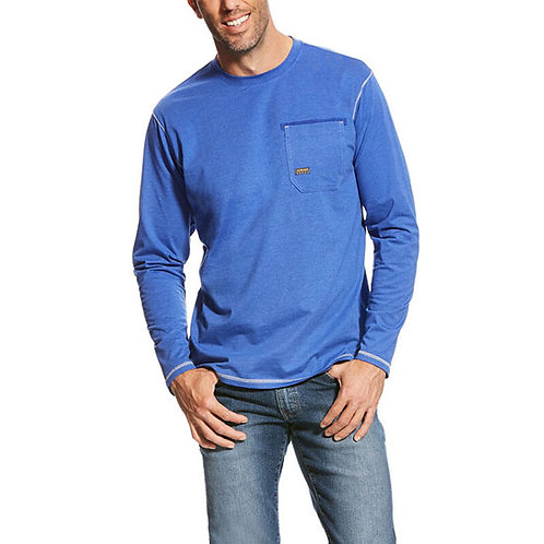 Ariat Rebar Men's Workman Longsleeve T-Shirt