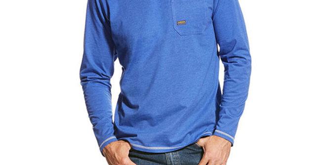 Ariat Rebar Men's Workman Longsleeve T-Shirt