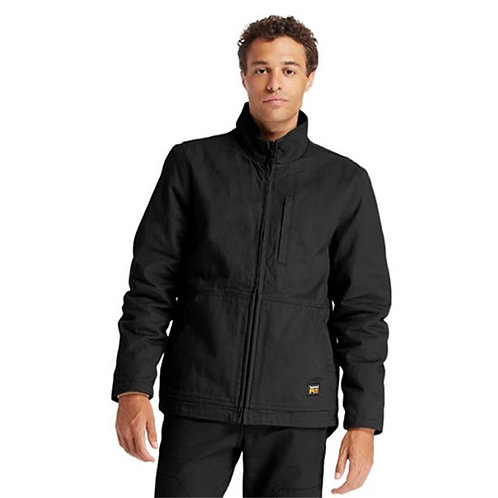 Timberland Pro Men's Gritman Lined Canvas Jacket