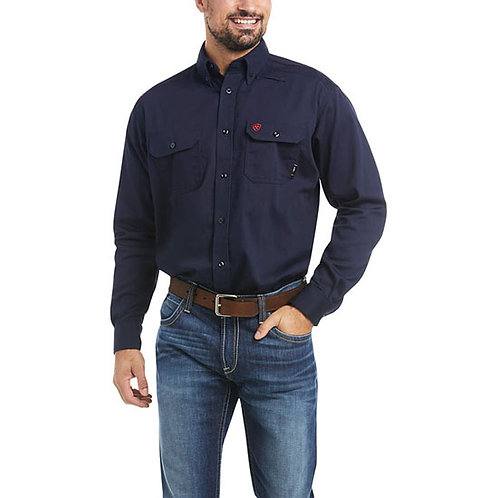 CVEC Ariat FR Solid Work Shirt