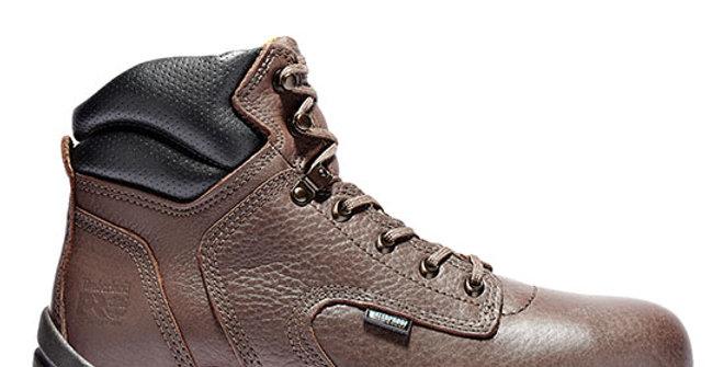Timberland Pro Men's Titan 6-inch Alloy Toe Wok Boot