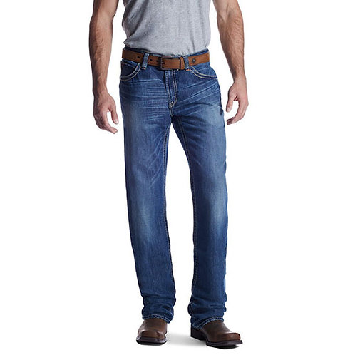 Ariat Men's FR M4 Low Rise Ridgeline Jean