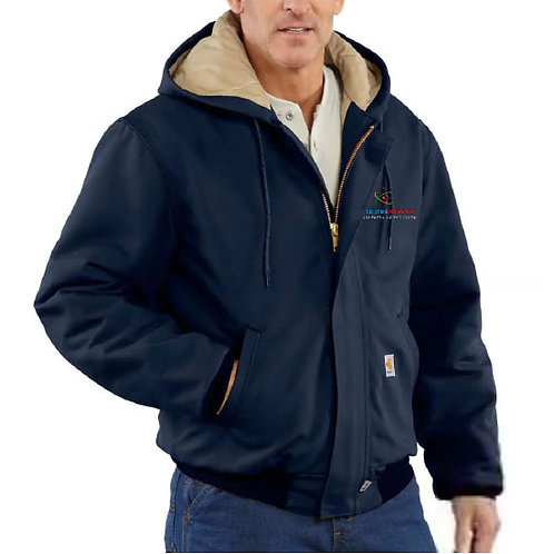 Carhartt Flame-Resistant Duck Active Jac/Quilt Lined CP