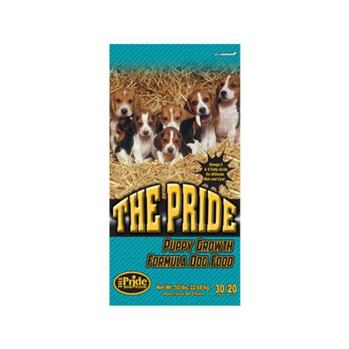 The Pride 30 / 20 Puppy Formula - 50 lb. bag