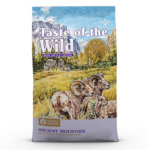 Taste of the Wild Ancient Mountain Canine - 5 lb. bag