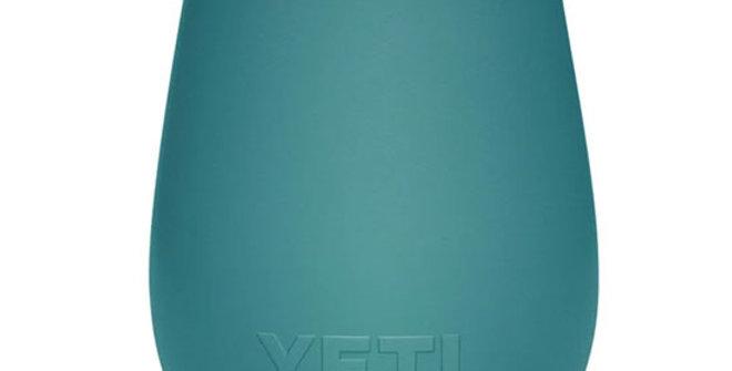 Yeti Rambler 10 oz Wine Tumbler - River Green