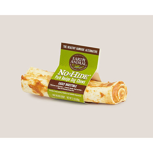 No Hide Pork Recipe Dog Chews - Medium