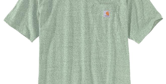 Carhartt Men's K87 Short-Sleeve Pocket Tees