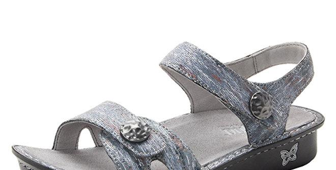 Alegria Vienna Smoke Sandal