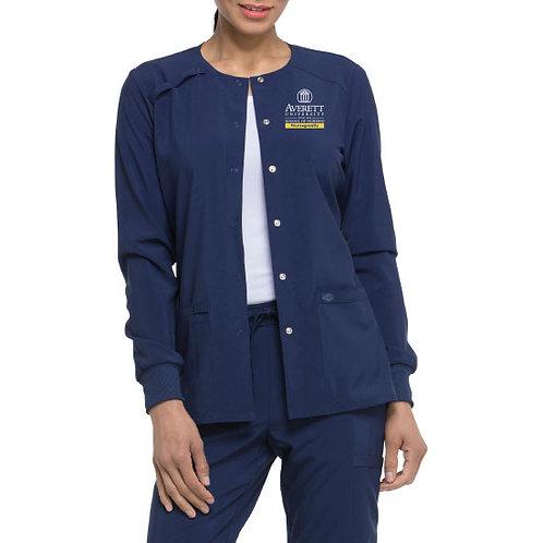 AUBSN Dickies Women's EDS Essentials Scrub Jacket