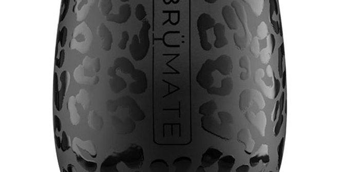 Brumate Uncork'd 14-oz Wine Tumbler Onyx Leopard