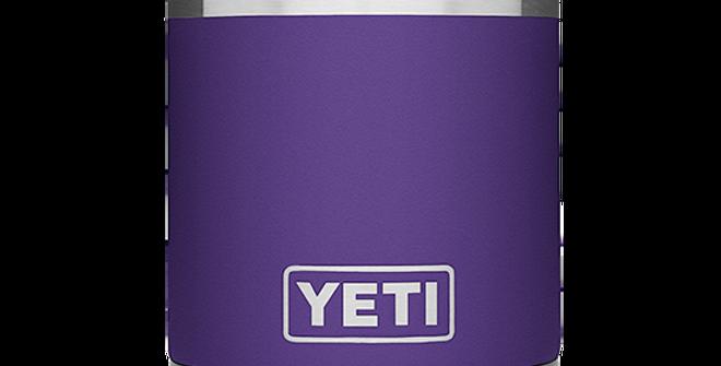 Yeti Rambler 10 oz Lowball with Standard Lid - Purple