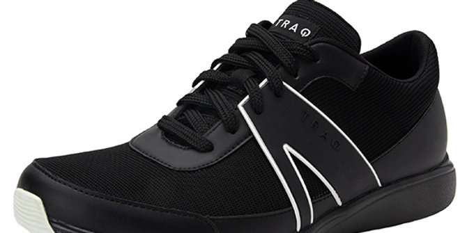Alegria TRAQ Men's Qarma Smooth Black