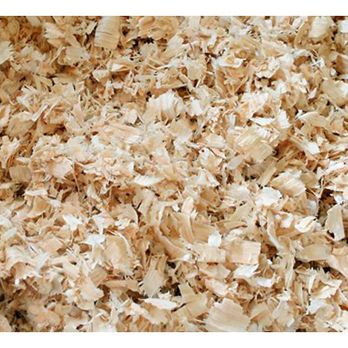 Compressed Pine Shavings - 9 Cubic Feet