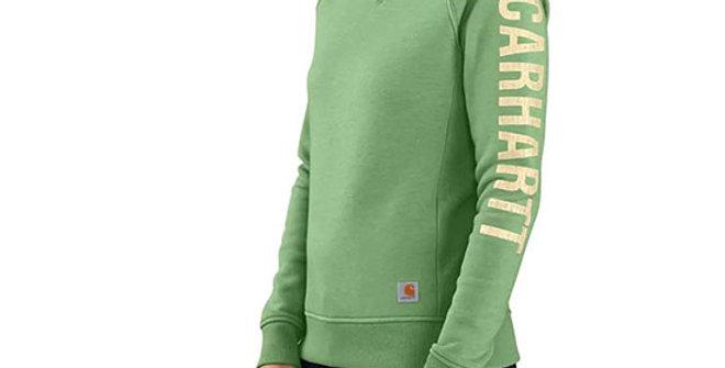 Carhartt Women's Relaxed Fit Crewneck Sweatshirt