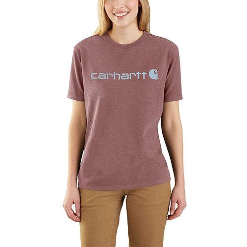 Carhartt Women's WK195 Workwear Logo T-Shirt