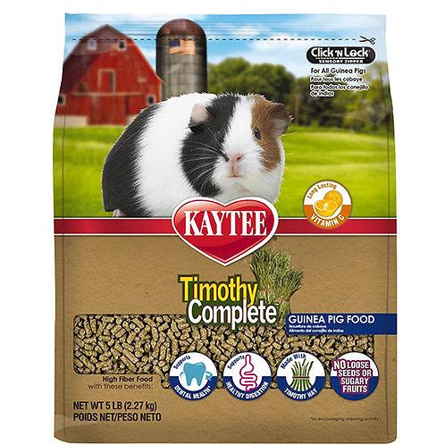 Kaytee Timothy Complete Guinea Pig Food - 5 lb. bag