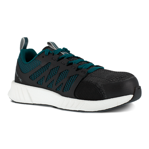 Reebok Women's Flexweave Teal Work Shoe