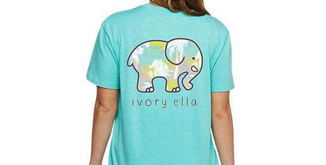 Ivory Ella Heritage Sunshine Oversized T-Shirt